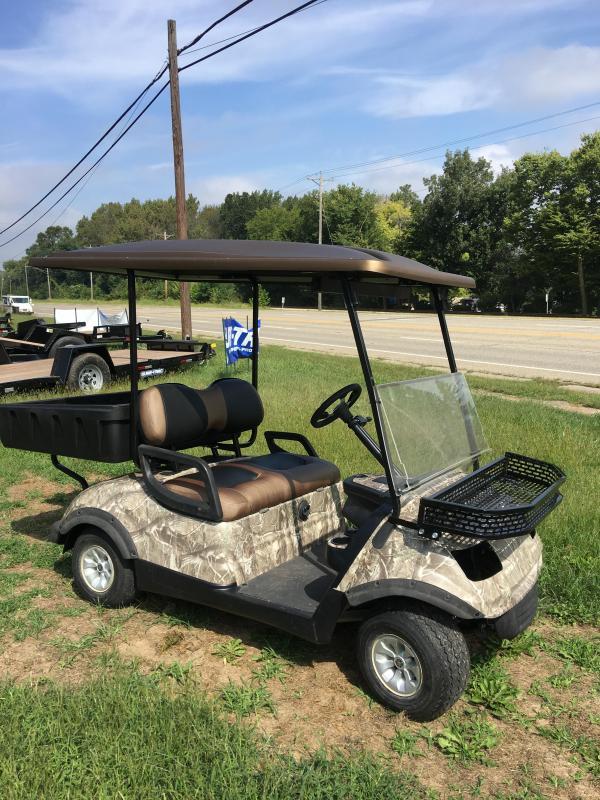 2013 Yamaha Drive YDRE 2 Seat Golf Cart