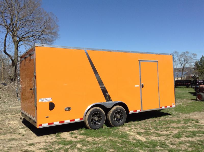 2019 Bravo Trailers Scout SC8518TA3 Enclosed Cargo Trailer