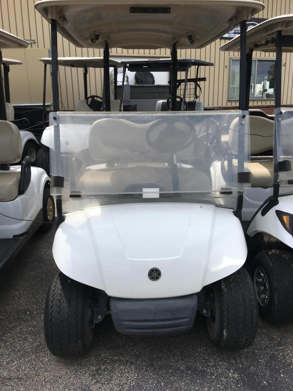 2012 Yamaha YDRA 2 Seat Golf Cart Gas Carbureted