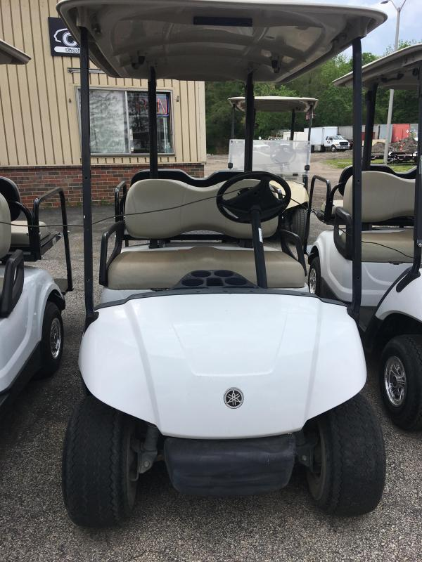 2010 Yamaha YDRA Golf Cart Gas Carbureted