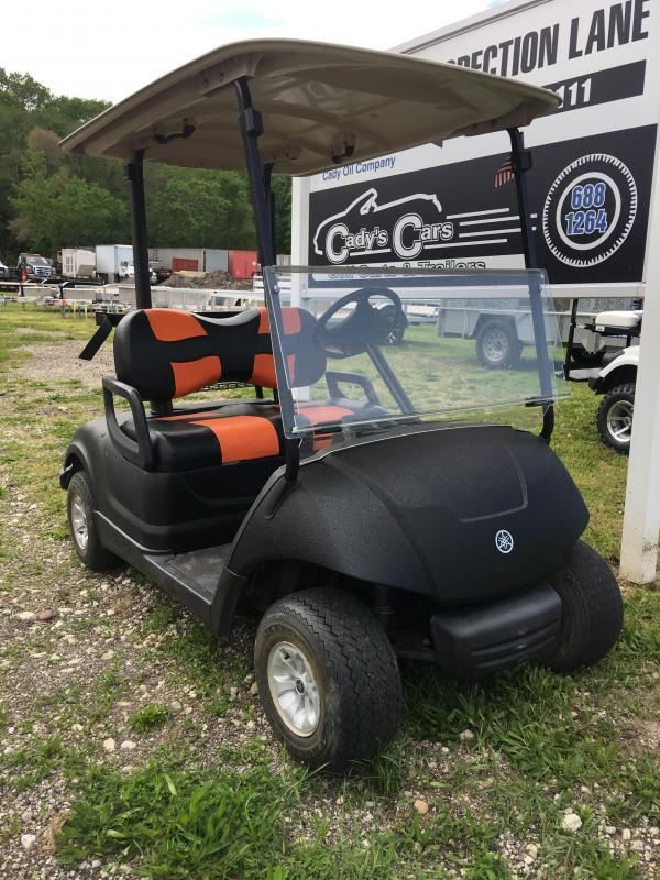 2012 Yamaha YDRE 2 Seat Golf Cart