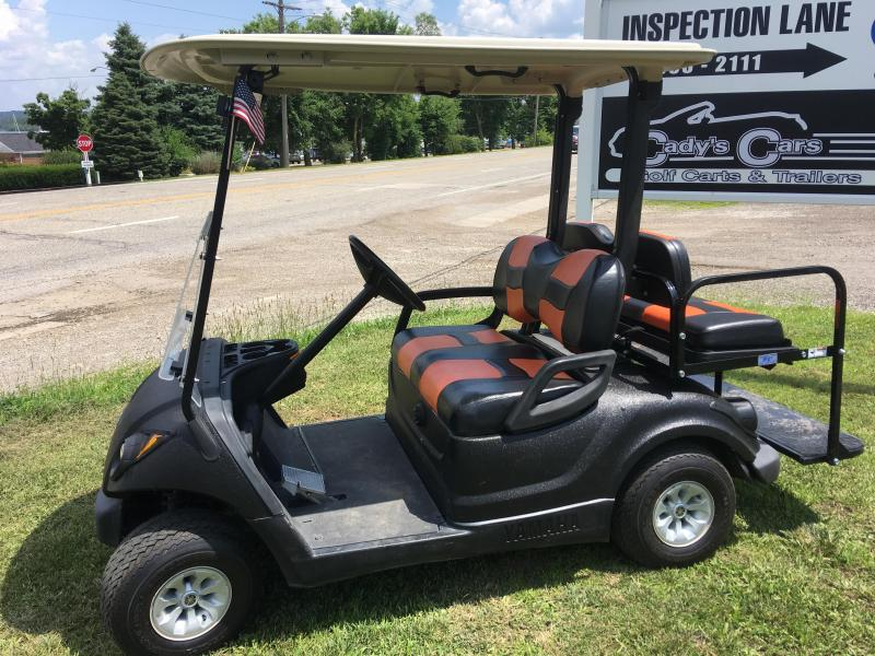 2012 Yamaha YDRE 4 Seat Golf Cart in Ashburn, VA