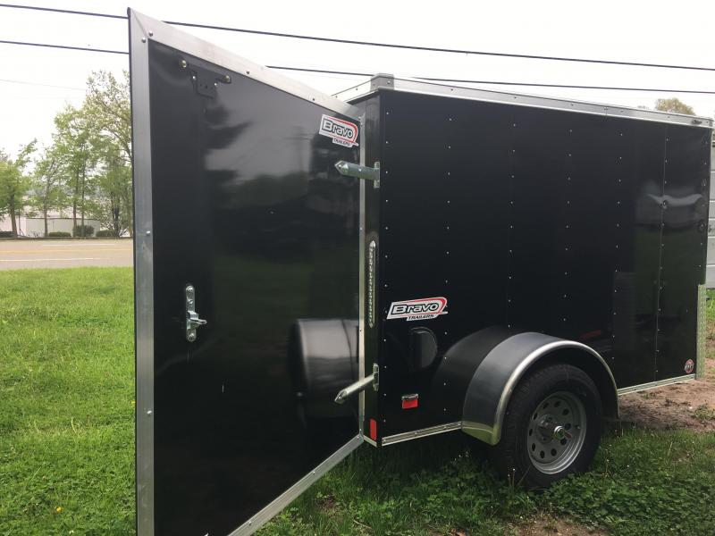 2019 Bravo Trailers SC58SA Enclosed Cargo Trailer