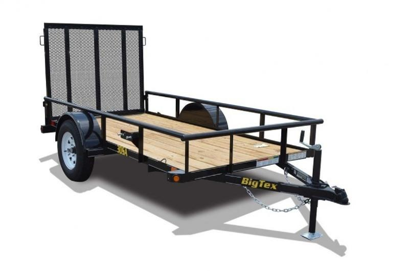 2018 Big Tex 30SA-12 Utility Trailer