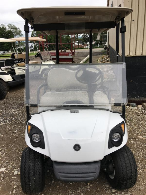 2011 Yamaha Drive YDREX Golf Cart