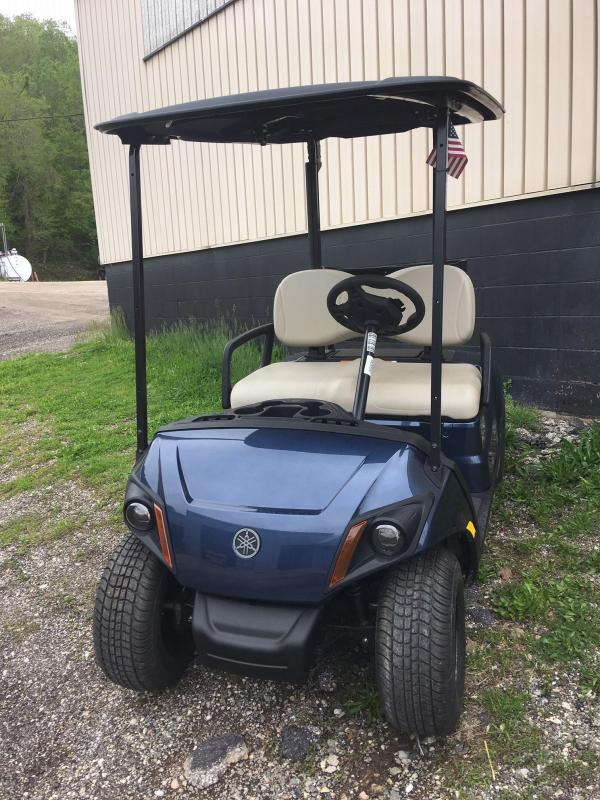 2019 Yamaha Quietech PTV Drive 2 Golf Cart Gas EFI in Ashburn, VA