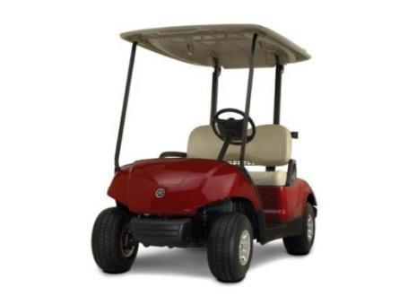 2011 Yamaha Drive YDRA 2 Seat Golf Cart