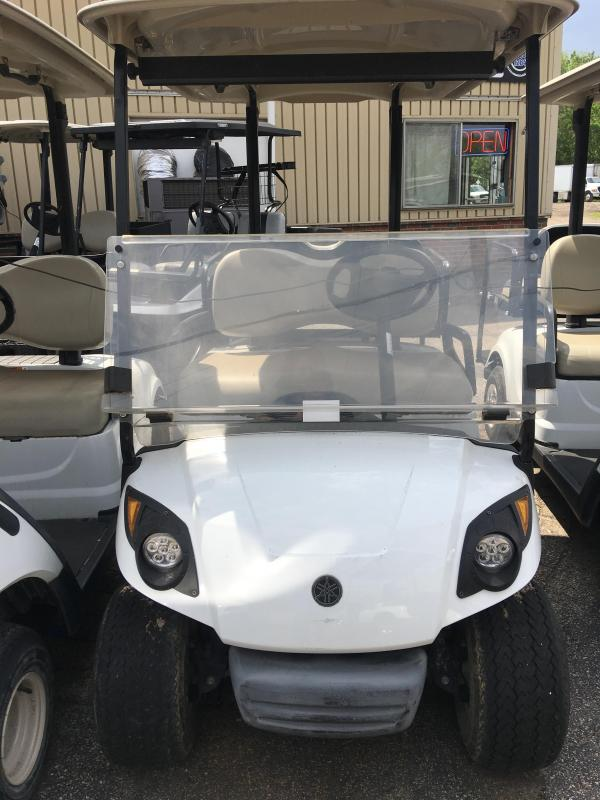 2011 Yamaha YDRA Golf Cart Gas Carbureted