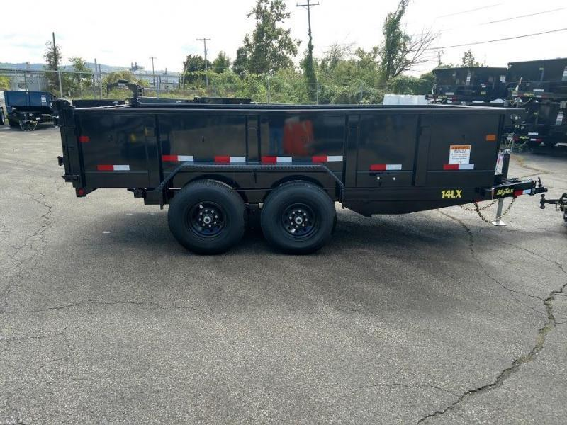 2019 Big Tex Trailers 14 14LX-14BK7SIRPD Dump Trailer