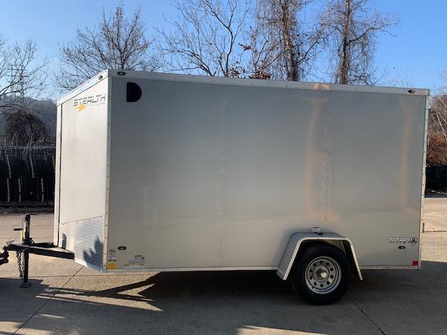 2019 Stealth Trailers STT612SA Titan Series Enclosed Cargo Trailer