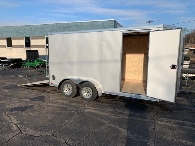 2019 Cross Trailers 7 X 14 Alpha Wedge Front Enclosed Cargo Trailer