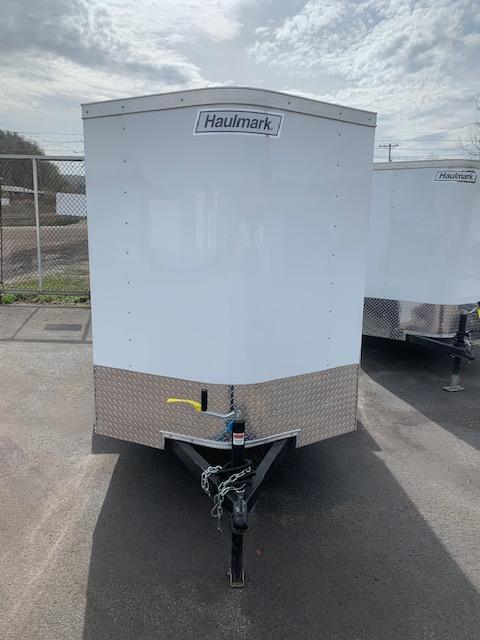 2019 Haulmark 5 X 8 Passport Enclosed Cargo Trailer