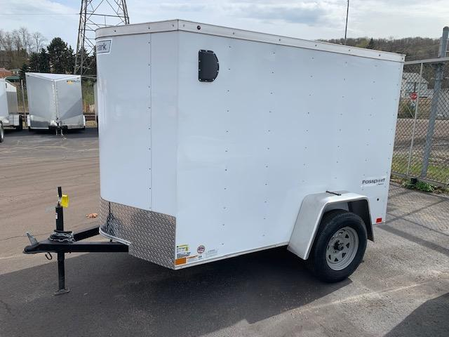 2019 Haulmark 5 X 8 Passport Enclosed Cargo Trailer