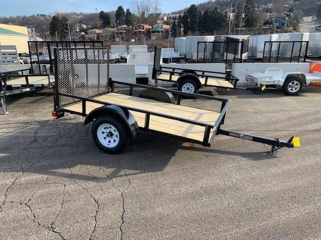 2019 Currahee 5X8 Utility Trailer
