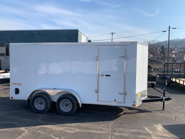 2019 Haulmark PP714T2 Enclosed Cargo Trailer