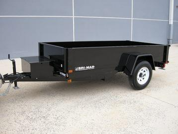 2017 Bri-Mar DTR508LP-5 Dump Trailer