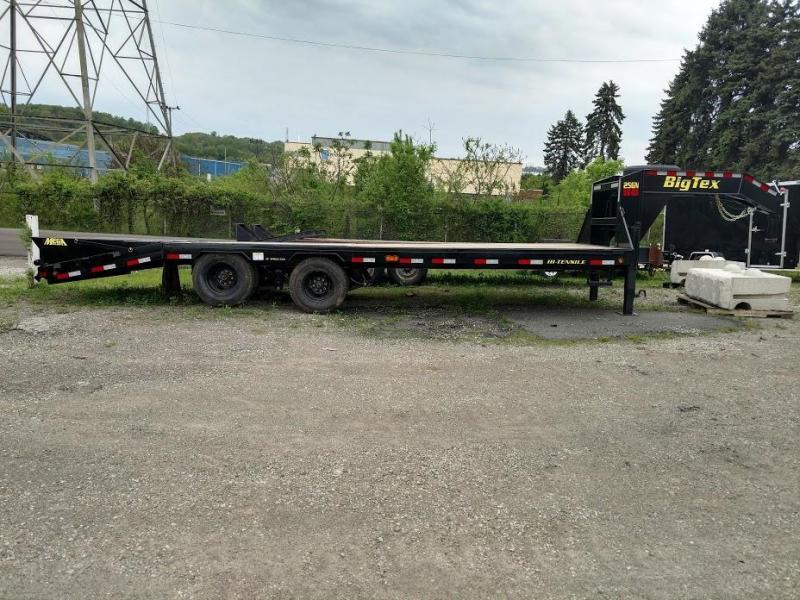 2018 big tex trailers 25gn-20bk-5mr utility trailer