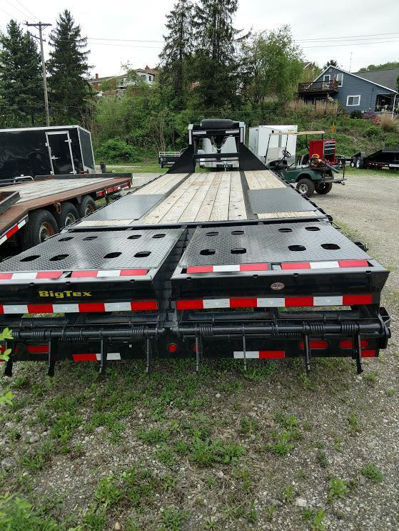 2018 Big Tex Trailers 25GN-20BK-5MR Utility Trailer