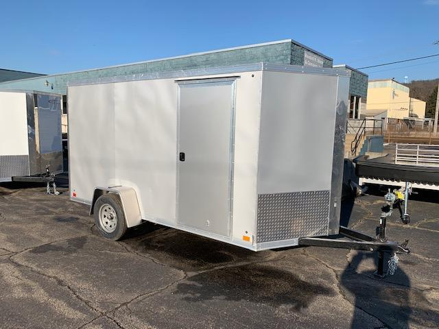2019 Cross Trailers 6X12 ALPHA Enclosed Cargo Trailer