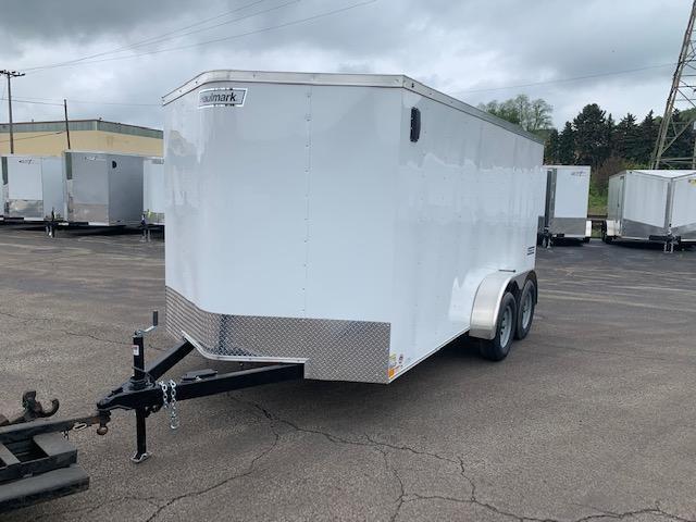 2019 Haulmark PP714T2 7x14 Passport Enclosed Cargo Trailer