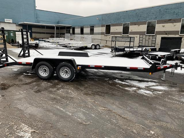 2020 Currahee 8.5 X 20 Flatbed Trailer