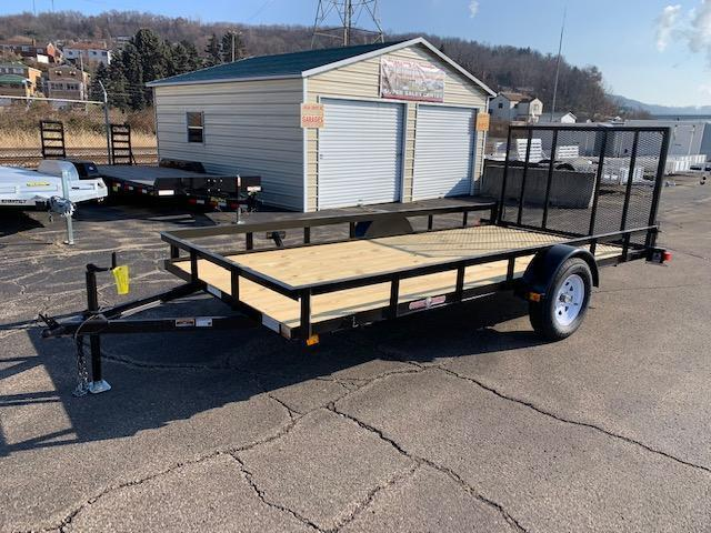 2020 Currahee L614 Utility Trailer