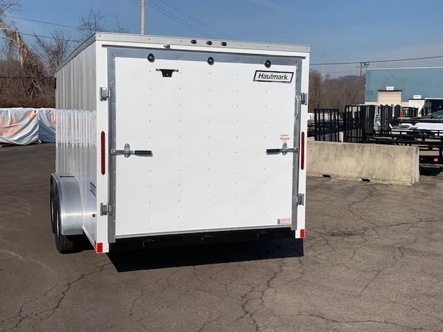 2019 Haulmark 7 X 16 Enclosed Cargo Trailer
