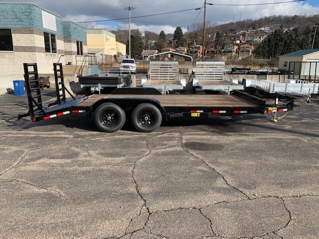 2019 Big Tex Trailers 10ET-18BK-MR Equipment Trailer