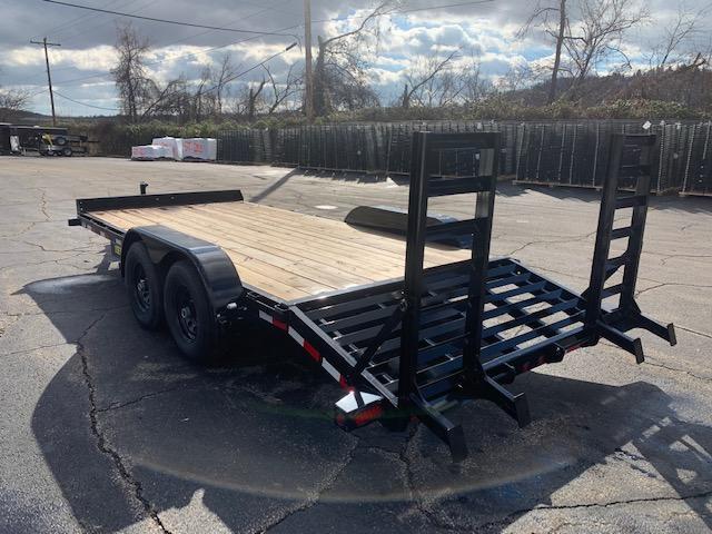 2019 Big Tex Trailers 10ET-18BK-MR Equipment Trailer