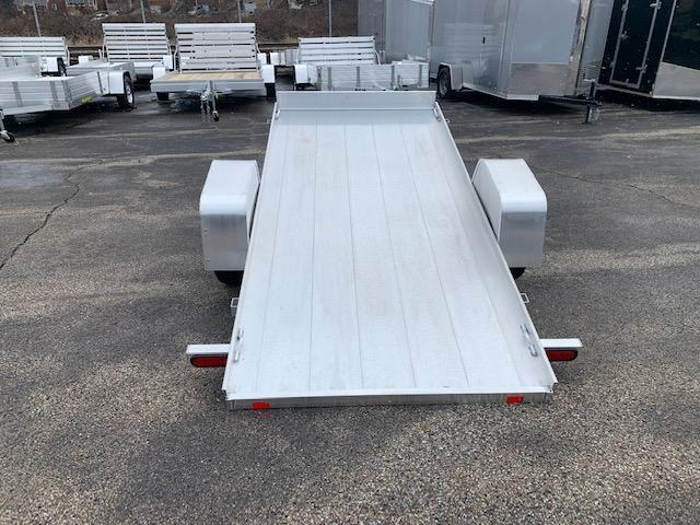 "2020 Aluma 54"" x 10' Tilt Deck Utility Trailer"