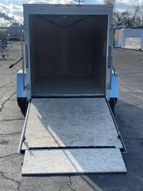 2020 Stealth Trailers 5X8 Mustang Series Enclosed Cargo Trailer