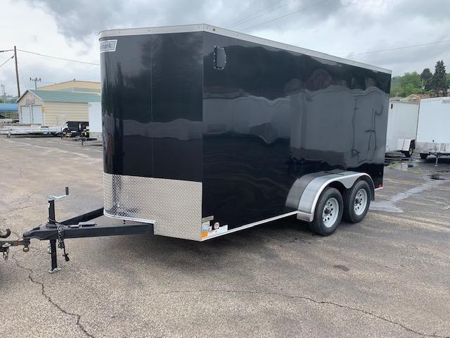 2019 Haulmark TSV714T2 7X14 Transport Enclosed Cargo Trailer