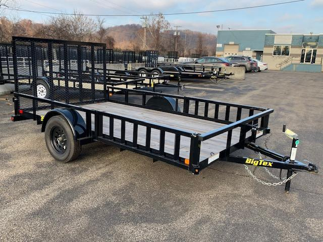 2019 Big Tex Trailers 83 X 12' Utility Trailer