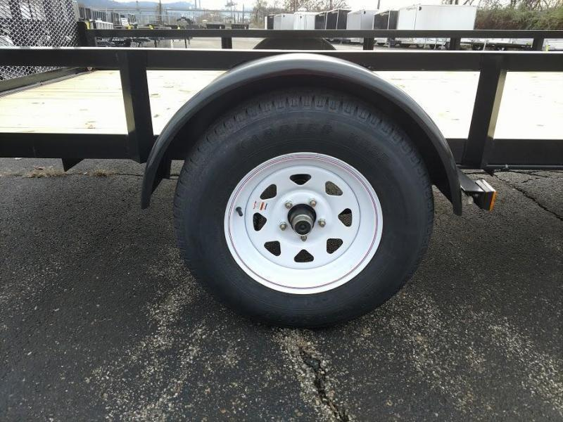 2019 Currahee L612 Utility Trailer