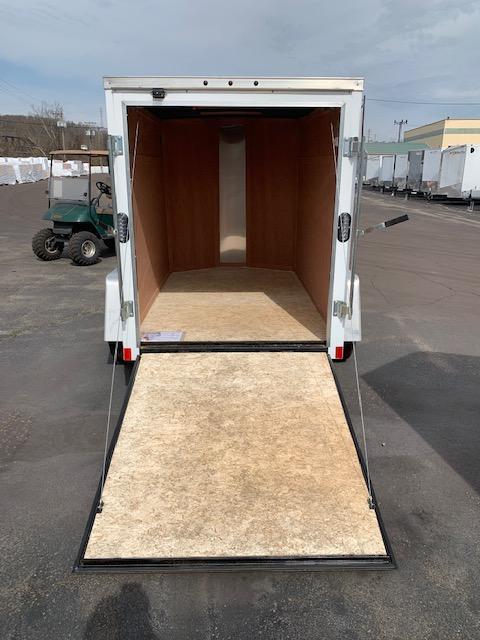 2019 Haulmark Trailers PPT5X8DS2 Enclosed Cargo Trailer