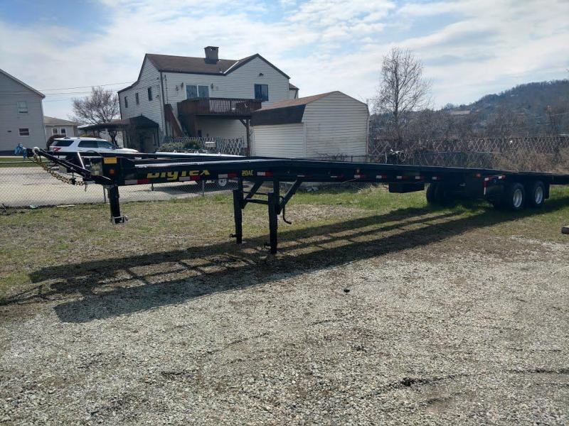 2018 Big Tex Trailers 20AC-51 Tandem Dual Gooseneck Auto/Combo