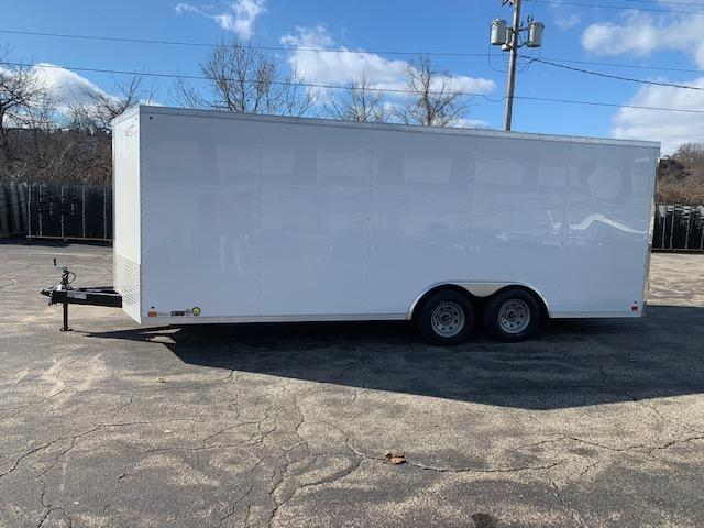 2019 Cross Trailers 8X20 Alpha Series Enclosed Cargo Trailer