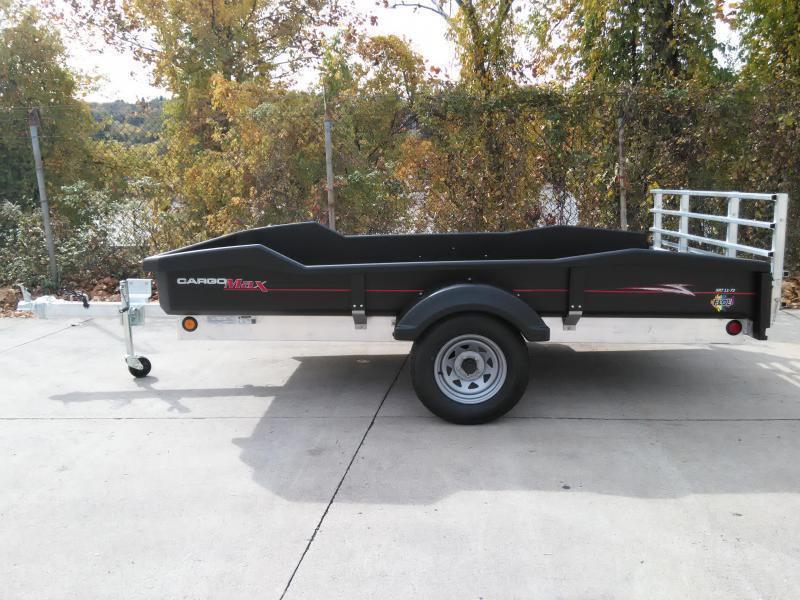 2020 Floe CM 8-57-XRT Polymer Bed Utility Trailer