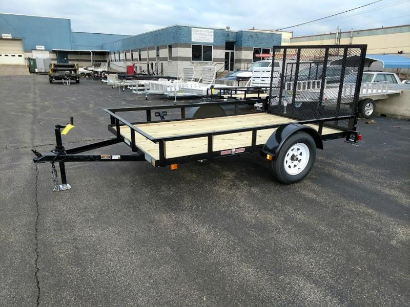 2019 Currahee L610 Utility Trailer