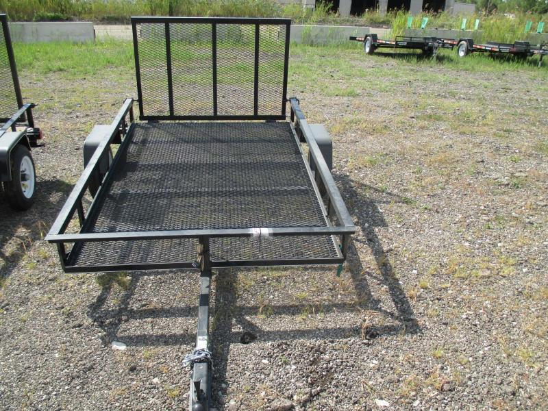 2018 Carry-On 5' x 8' Utility Trailer