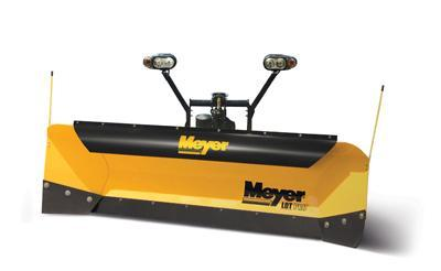 2018 Other MEYER SNOWPLOW LOT PRO Snow Plow