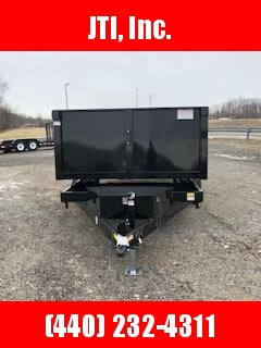 "2019 Quality Steel 83"" x 14' Dump Trailer"