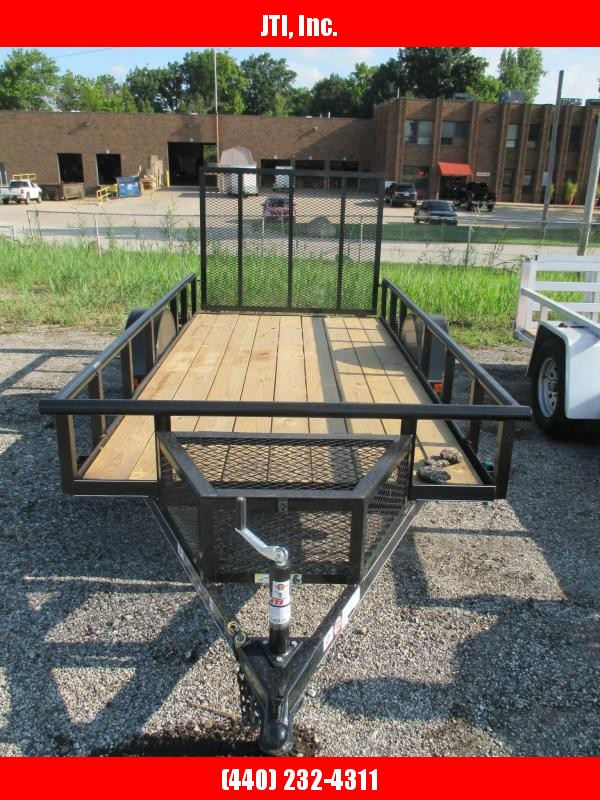 2018 Carry-On 5.5' x 12' Utility Trailer