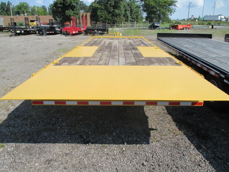 2019 CAM Superline 24' Equipment Trailer