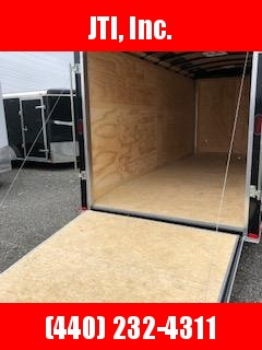 2019 Atlas 7' x 16' Cargo Trailer