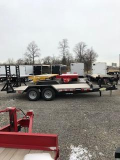 2018 Econoline 16' Equipment Trailer