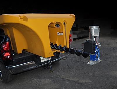 2018 Other Meyer Crossfire 1.5 CU Salt Spreader