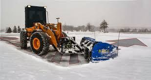 2018 Other Kage System SS 10 (Blade Box) W/ Q-Attach Snow Plow