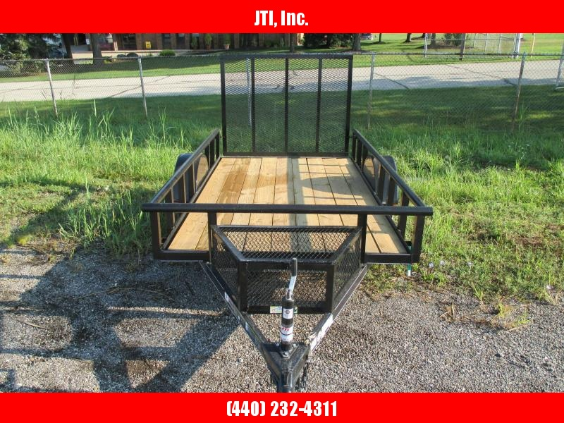 2018 Carry-On 5.5' x 10' Utility Trailer