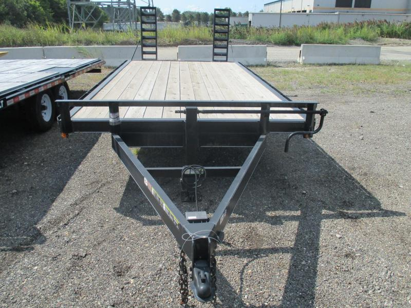 2013 Carry-On 20' Equipment Trailer